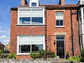 1 ROXBY TERRACE Edwardian end-terrace, open fire, close to village amenities