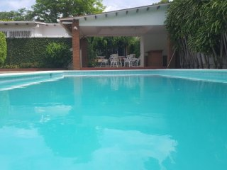 4/4 House with Pool in Upscale Neighborhood in Managua, Nicaragua