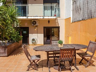 Great! 2bed and terrace 10 min to Sagrada Familia