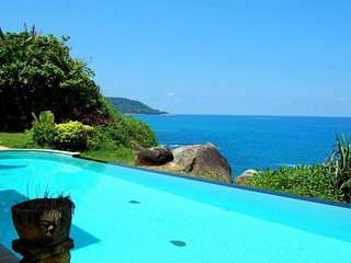 Secret Oceanfront 4 Bed Kata Beach Villa