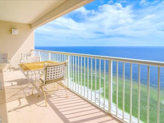 Beachfront for 6!* 3BR- 5 Pools- Majestic 2-1905- RealJoy Fun Pass