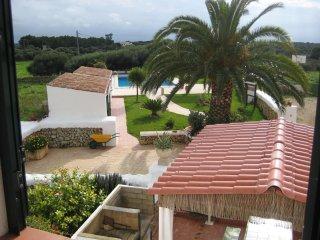 ES LLOGARET. Impresionante finca rural en Menorca