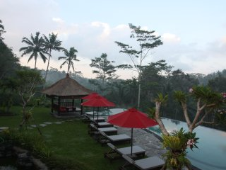 10% discount at 7 bedroom private villa Kembang Bali Ubud