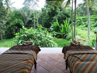 7 bedroom private villa Kembang Bali Ubud