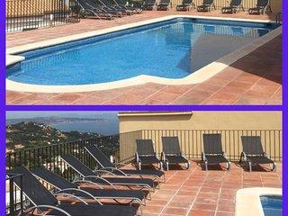 Precioso apartamento en Begur con piscina