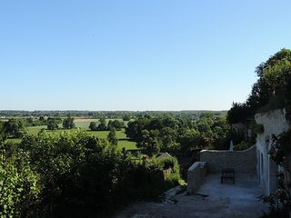 Habitation troglodyte de charme, proche d'Amboise et de la Loire