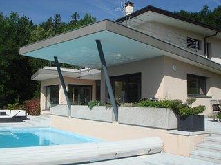 Tres belle maison avec vue exceptionnelle sur Annecy,son lac et les montagnes