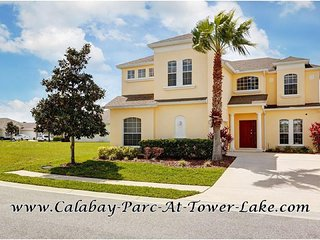 Large Luxury Villa - Calabay Parc At Tower Lake, Orlando