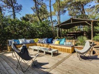 Belle villa nature et convivialité au Cap Ferret