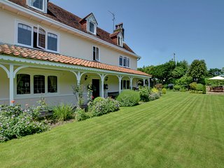 Upton Lodge - Stunning property, with gardens, in Broadstairs with loads of space and privacy