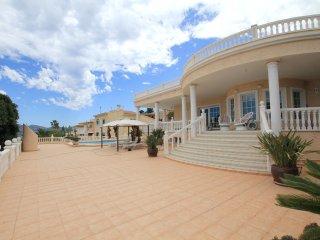 Villa de lujo en Bello Horizonte, La Nucia, Altea (Alicante) en alquiler vacacio