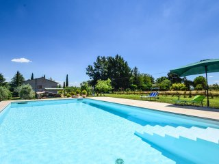 Detached house with private pool near Orvieto and lake Bolsena