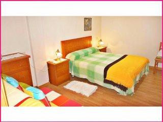 Apartamento de 3 habitaciones en la playa, gran calidad