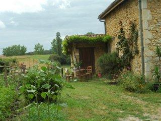 Gîte Tauzia maison de campagne
