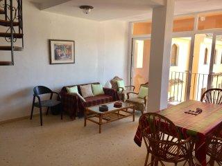 Appartement au bord de la mer dernière étage à PORTSAPLAYA, Alboraya