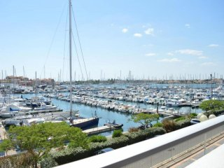Rental Apartment Cap d'Agde, 1 bedroom, 6 persons