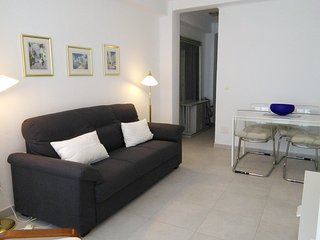 Newly refurbished apartment centrally located but just two minutes from the sea
