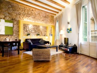 Picasso apartment in El Borne with WiFi & integrated air conditioning (hot / col