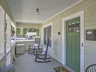 NEW! 3BR Mount Dora Cottage w/ Front Porch & Yard!