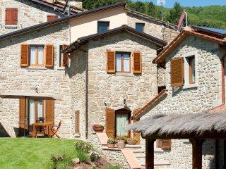 Incantevole appartamento con piscina nella campagna Toscana