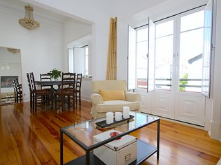 Belem Bright Apartment - Charming View Terrace