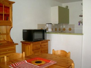 Rental Apartment Cap d'Agde, studio flat, 3 persons