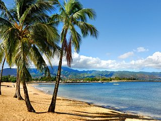 Old Hawaii Found Here! Fairway Villas F3-Gorgeous Views-Walk To This Beach!