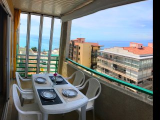 126 - PARADIS 1. Two bedroom apartment with sea views and pool