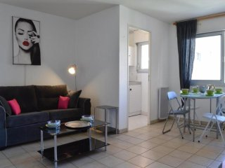 Rental Apartment Biarritz, studio flat, 3 persons