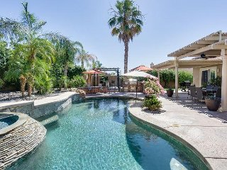4BR w/ Pool, Hot Tub, & Outdoor Bar – Easy Access to Coachella and