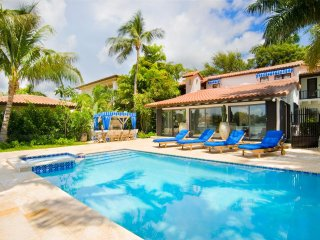 4 Bedroom Island Villa Miami Beach