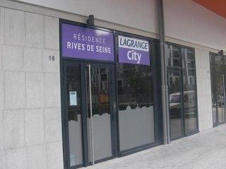 Lagrange PARIS / PONT-DE-SEVRES APART'HOTEL PARIS / BOULOGNE ***