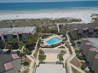 Island House F116, Ocean View, 2 Bedrooms, Pool, Tennis, Sleeps 6, Saint Augustine