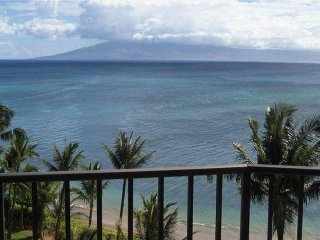 Valley Isle 902 On the beach of West Maui - Summer Specials!!!