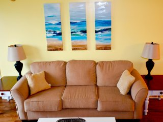 Cozy 2bed 2bath Ocean View Condo