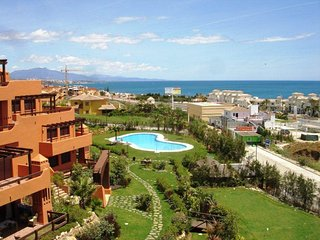 Great  Penthouse. Beach/Golf - Sea view
