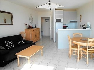 AGREABLE APPARTEMENT T3 FACE MER 3 CLES VACANCES