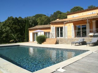Maison de vacances - La Croix-Valmer - Superb villa with guest house, 500 m from the beach Gigaro, La Croix-Valmer