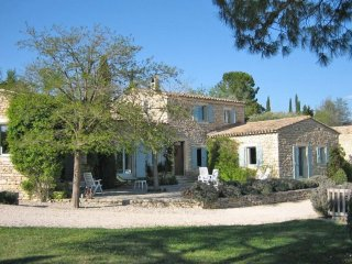 La Croix du Coq - Stylish house located with private pool and panoramic view of