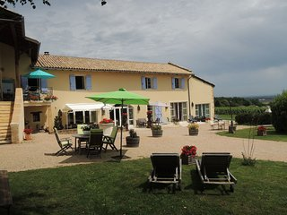La Côte des Blancs - A beautifully renovated 19th century vineyard house with
