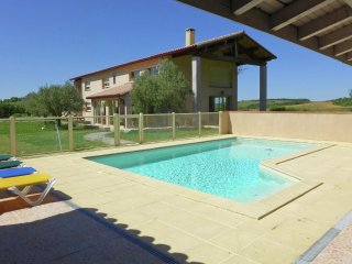 Maisons de vacances - SAINTE-CAMELLE - Two houses side by side with pool, ideal for a big company!, Saint-Michel-de-Lanes