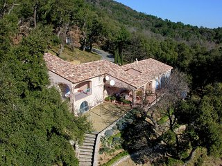 Villa La Souste - Luxury villa with private pool on the Cote d, La Garde-Freinet