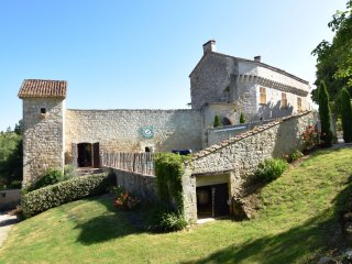 Chateau d'Agen-en tout - Chateau from the 12th century with modern comfort in a sublime setting.