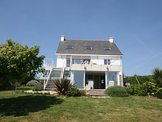 Ar-Men - Detached villa with private pool, sauna and stunning views of the
