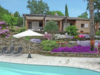 Villa Cogolin 1 - Stylish villa with three suites and private pool near Grimaud and Saint Tropez