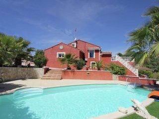 Villa la Grande Palmeraie - Villa with heated private pool and jacuzzi, 15 min