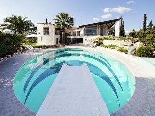 Villa Mandelieu la Napoule - Luxurious villa with sea view, private pool