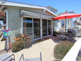 Lower Beach Duplex w/ Patio Near Everything on the Balboa Peninsula! (68355)