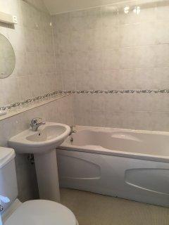 Bathroom at Holkham Cottage