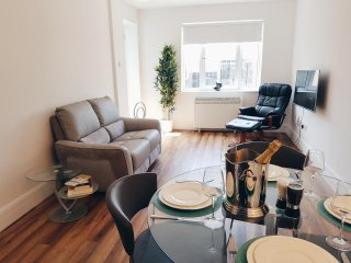 Luxury 2 bedroom Apartment Suite in the City